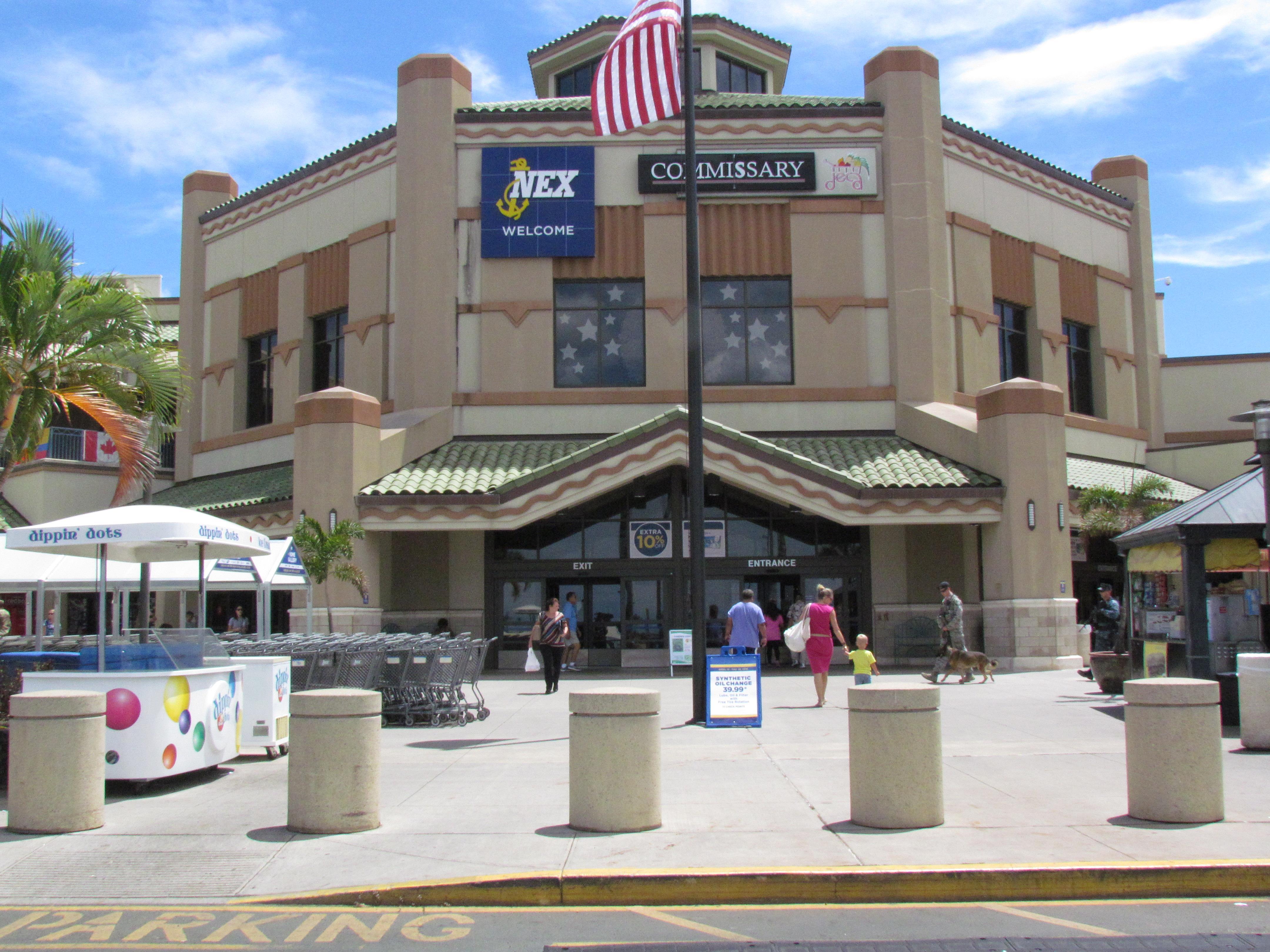 Navy Exchange Retail